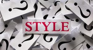 Read more about the article Je n'ai pas de style!