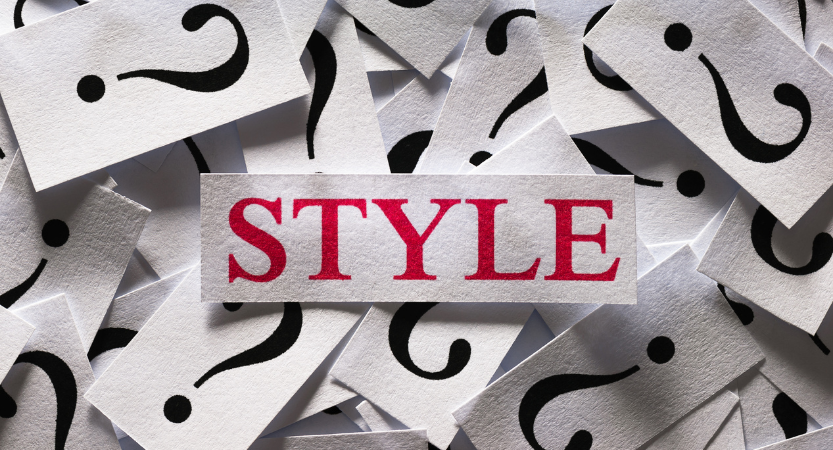 You are currently viewing Je n'ai pas de style!